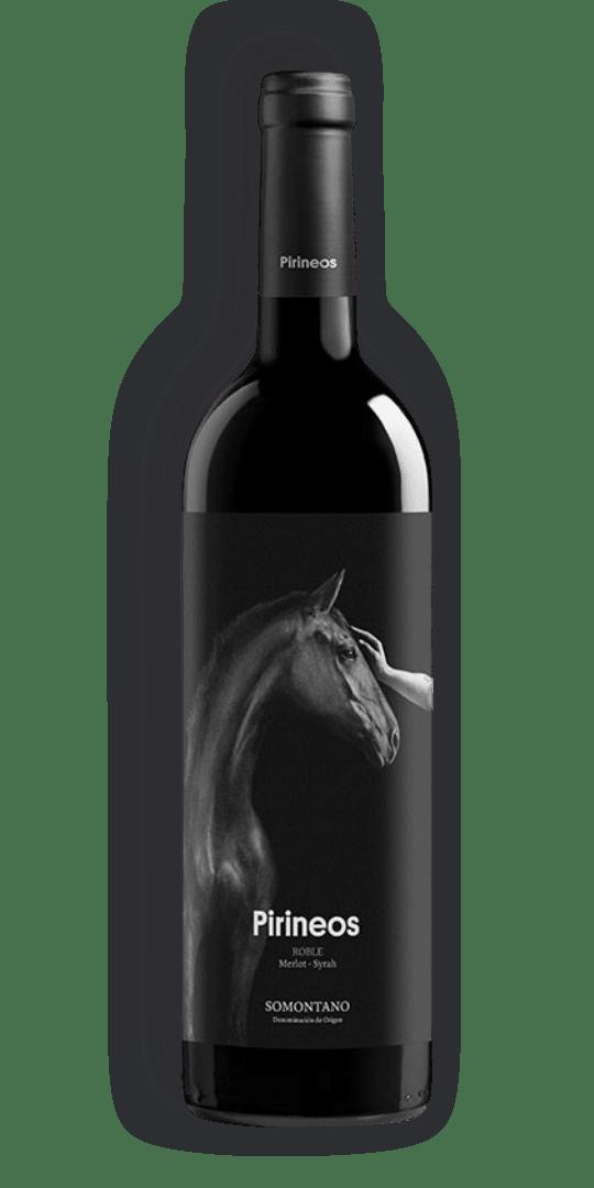 Vino roble pirineos